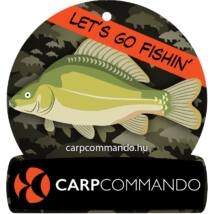 Carp Commando autóillatosító