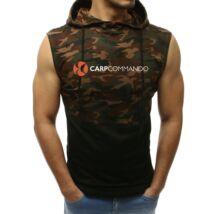 Carpcommando NVCS ujjatlan terepmintás kapucnival