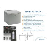 Dometic RC 1205 GC  Abszorpciós hűtőláda