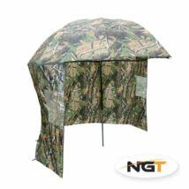 NGT - Horgász napernyő Camouflage