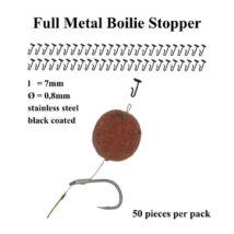 Poseidon - Full Metal boilie stopper (50db)