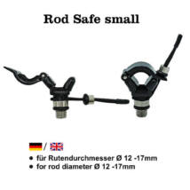 Poseidon Rod Safe small / bottartó