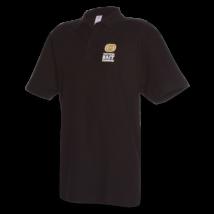 SBS galléros póló (fekete)
