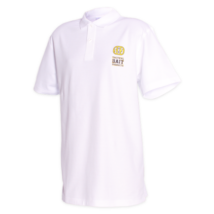 SBS galléros póló (fehér)