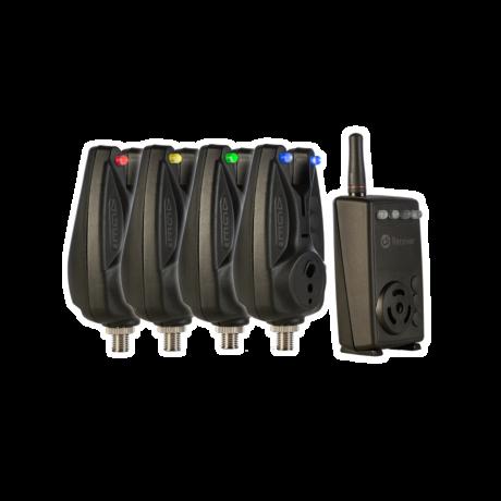 Carpsounder AgeOne 4+1 kapásjelző szett