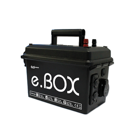 Carpsounder Powerbox