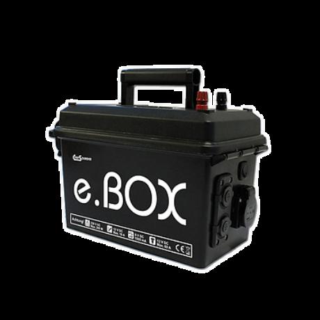 Carpsounder Powerbox