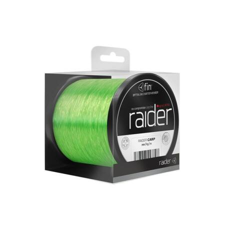 fin RAIDER / oxidgreen fluorocarbon