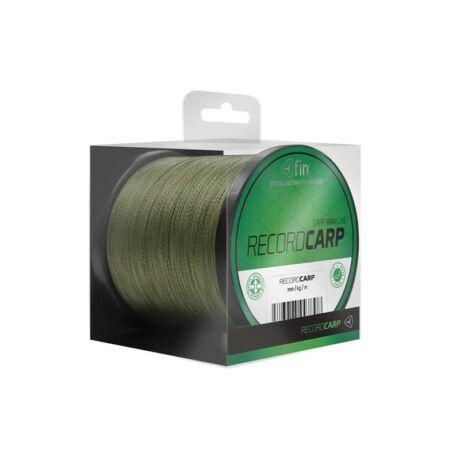 fin RECORD Carp /zöld süllyedő zsinór