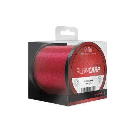 fin RUBIN Carp / piros monofil