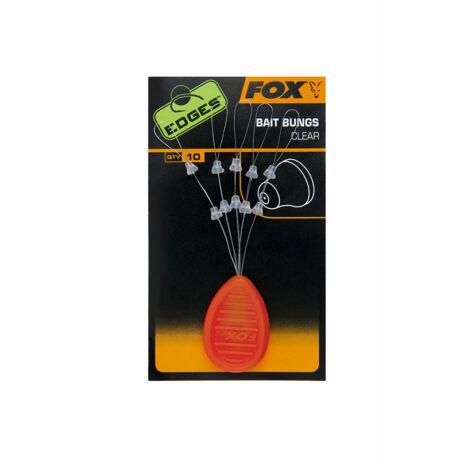 Fox EDGES™ Bait Bungs - csali stopper