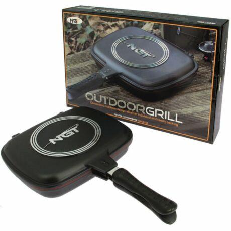NGT - Double Grill Pan -  Dupla Grill sütő
