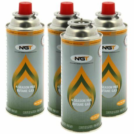 4es pack Butan Gas 227g