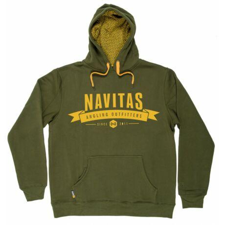 Navitas Outfitters Hoody - zöld