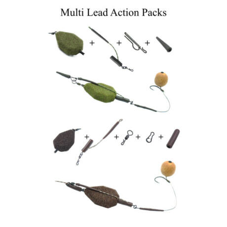 Poseidon Multi Lead Action Pack