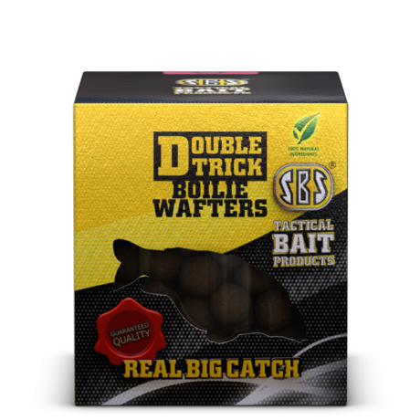 SBS Double Trick Boilie Wafters