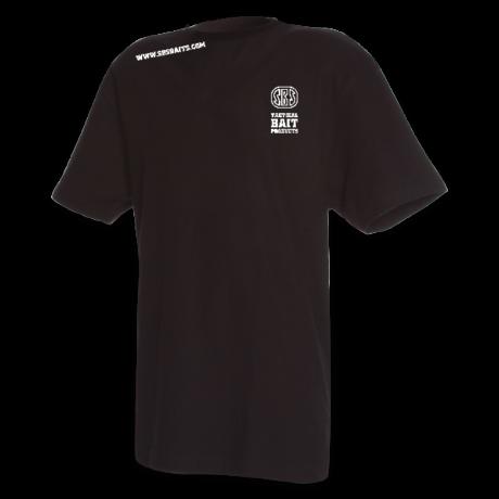 SBS kereknyakú póló (fekete) limitált kiadás